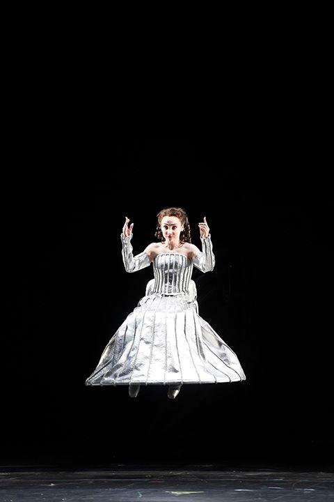 """""""Cristina Pasaroiu singt alle drei [Frauenfiguren]"""