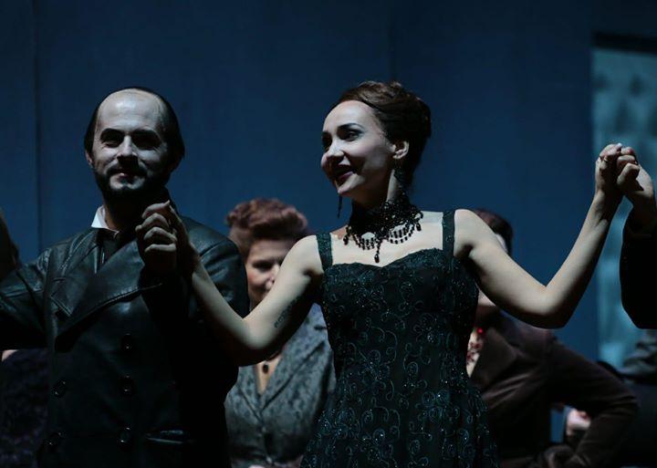 """Die gestrige Premiere von """"Les Contes"""